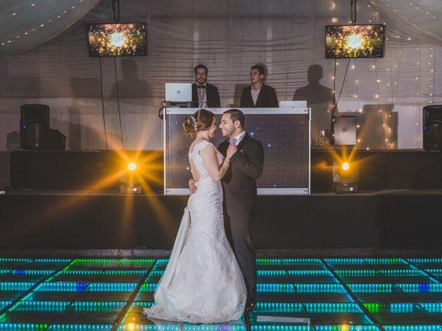 La boda de Clau y Fer