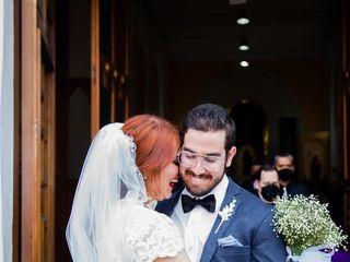 La boda de Jennifer  y Alfredo  1