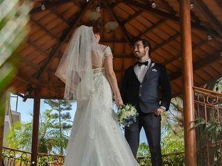 La boda de Jennifer  y Alfredo  2