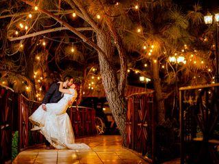 La boda de Jennifer  y Alfredo