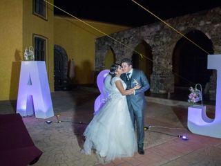 La boda de Abril y Juan José 1