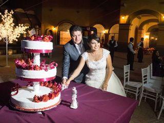 La boda de Abril y Juan José