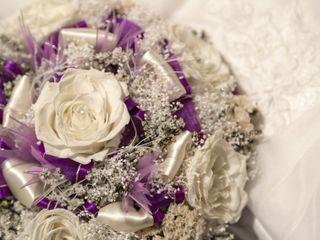 La boda de Lupita y Serge 1