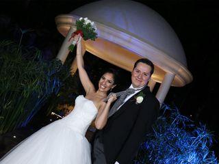 La boda de Rosi y Quique