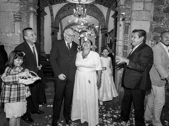 La boda de Lupita y Serge