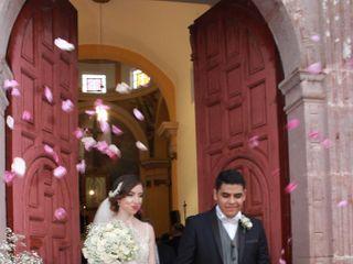 La boda de Gabriela y Oscar 1
