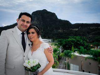 La boda de Xochitl y Mauricio