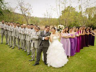 La boda de Lore y Memo