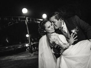 La boda de Patricia y Emmanuel