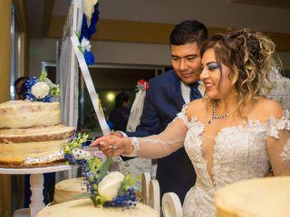 La boda de Leysi y Manuel