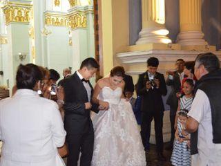 La boda de Lorena y Emir