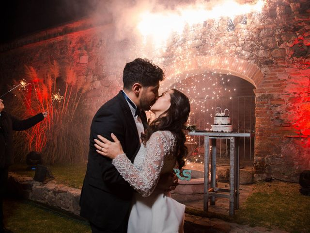 La boda de Diana y Osvaldo