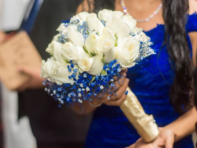 La boda de Manuel y Leysi en Tuxtla Gutiérrez, Chiapas 15