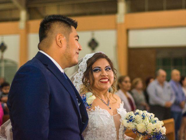 La boda de Manuel y Leysi en Tuxtla Gutiérrez, Chiapas 17