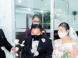 La boda de Yunuen  y Pablo  1