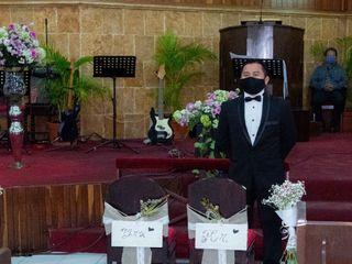 La boda de Yunuen  y Pablo  2