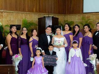 La boda de Yunuen  y Pablo  3