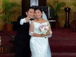 La boda de Yunuen  y Pablo