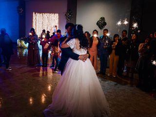 La boda de Haidee y Mau 1