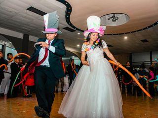 La boda de Haidee y Mau