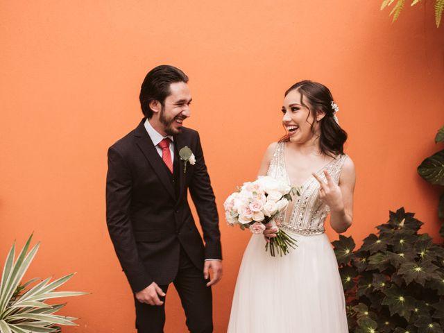 La boda de Maggie y Jorge