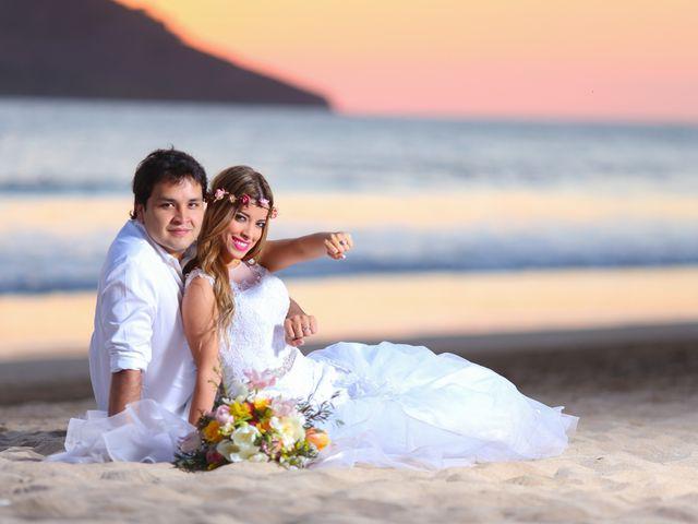 La boda de Nataly y Josué