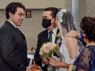 La boda de Viridiana y Roberto 1