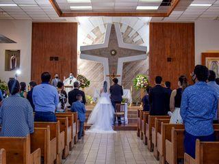La boda de Viridiana y Roberto 2