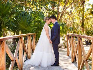 La boda de Pamela y Eduardo