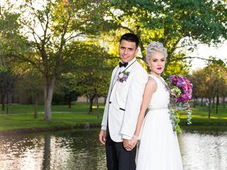 La boda de Priscila y Pablo