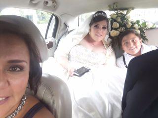 La boda de Ireri y Gustavo 1