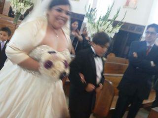 La boda de Ireri y Gustavo 3