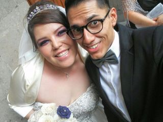 La boda de Ireri y Gustavo