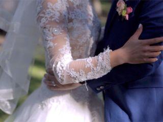 La boda de Melanie y Ismael 2