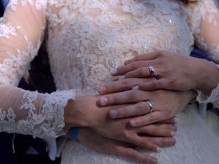 La boda de Melanie y Ismael 3