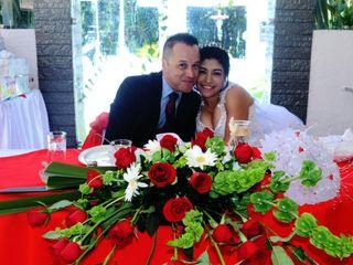 La boda de Laura y Raúl
