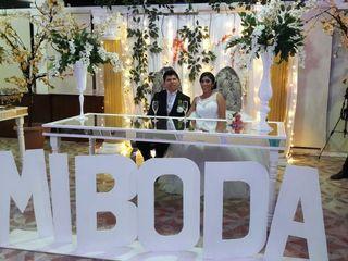 La boda de Arleth  y José Luis
