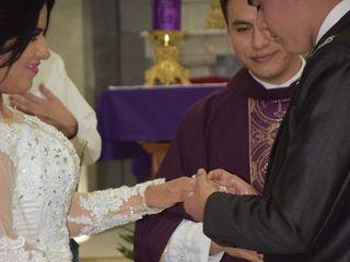La boda de Esmeralda y Arturo 3