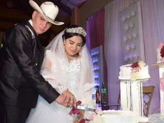 La boda de Esmeralda y Arturo