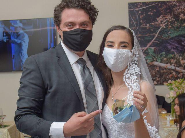 La boda de Viridiana y Roberto