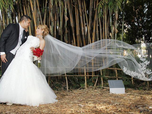 La boda de Lorena y Manuel