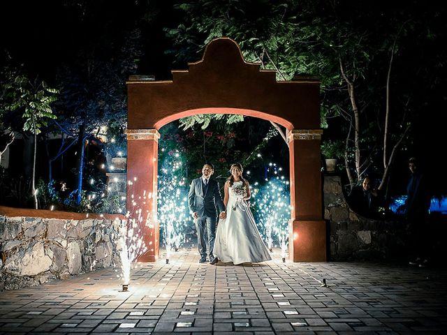 La boda de Viridiana y Jorge