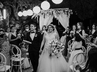 La boda de Esmeralda y Roberto 1