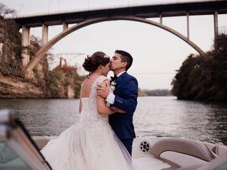 La boda de Esmeralda y Roberto