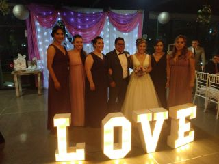 La boda de Norma y Ignacio