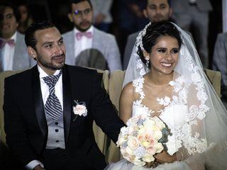 La boda de Erika y Rafael 1