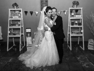 La boda de Erika y Rafael