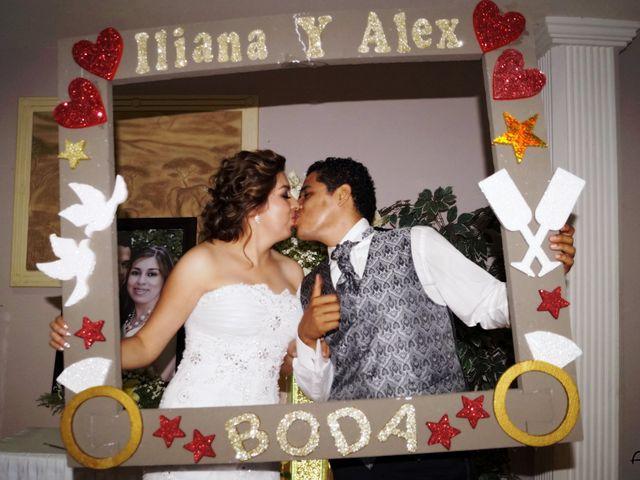La boda de Alex y Iliana en Tlaltenango de Sánchez Román, Zacatecas 1