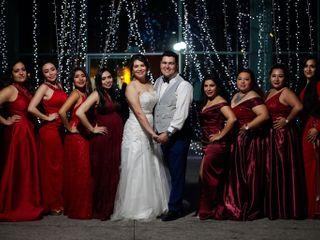 La boda de Juan José y Daneli