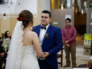 La boda de Juan José y Daneli 3
